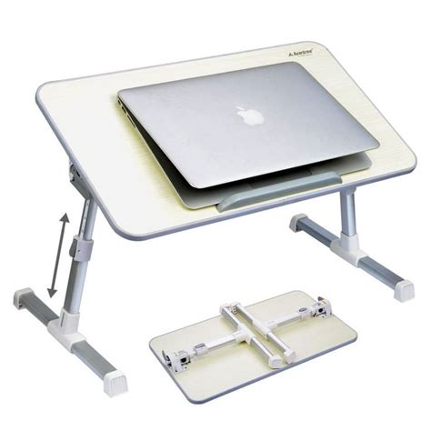 laptop bed desk best 25 laptop table ideas on laptop table