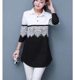 Baju Blouse Atasan Wanita Renda Cantik Korea Murah sold out model terbaru jual murah import kerja