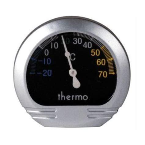 Kfz Lackieren Temperatur by La Pr 228 Zisions Kfz Thermometer Aluminium 72717 La