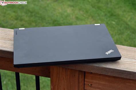 Di Hp Lenovo P70 recensione breve della workstation lenovo thinkpad p70