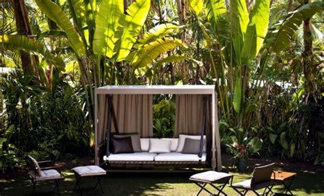 modern garden swing designs   garden  terrace interior design ideas ofdesign