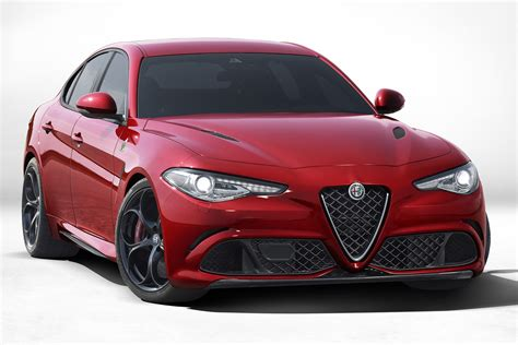 alfa romeo giulia unveiled rwd with up to 510 hp