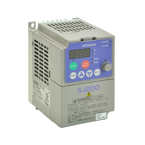 Hitachi Hfc Vws Ac Motor Frequency Inverter 3 Phase 380 V 25kw Baru hitachi vfd sj200 series jpg