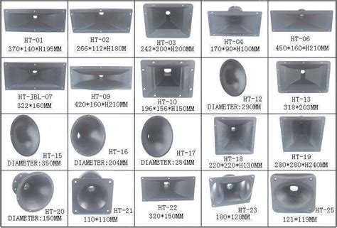Speaker Cabinet Parts by Speaker Parts Handle Horn Cabinet Junction Box Echo