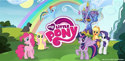 Seri Dvd Animasi My Pony Friendship Is Magic Season 1 my pony friendship is magic ca appstore