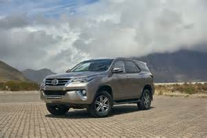 new car toyota fortuner the new toyota fortuner