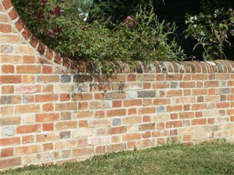 Reclaimed Brick Garden Walls Handmade Bricks
