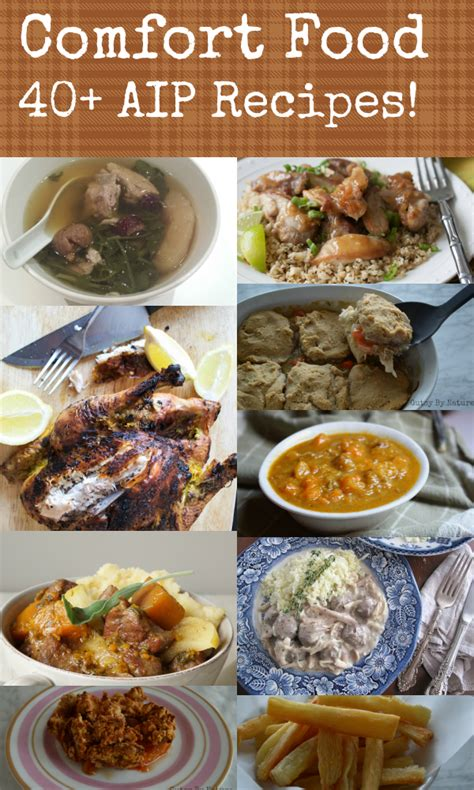 comfort food recipes for two comfort food 40 aip friendly recipes gutsy by nature