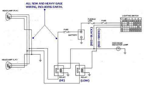 nissan headlight wiring diagrams schematics nissan altima