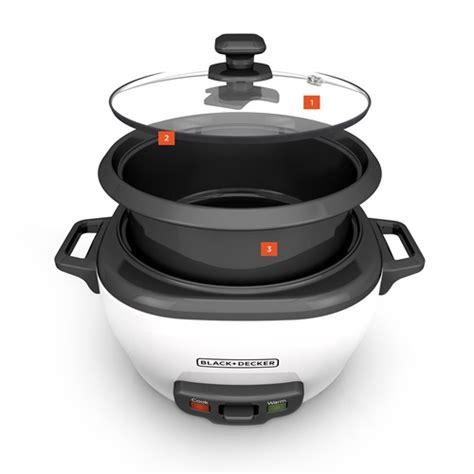 Rice Cooker Black Decker black decker 3 cup rice cooker rc503 black decker