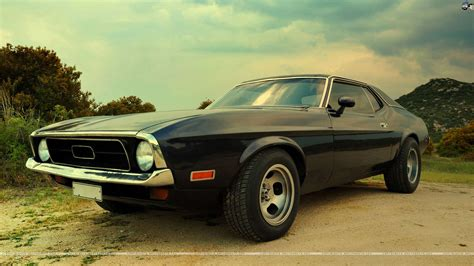 vintage cars old muscle cars wallpaper