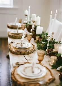 dekoration weihnachtstischdeko 40 leichte schnelle und g 252 nstige tischdekoration ideen