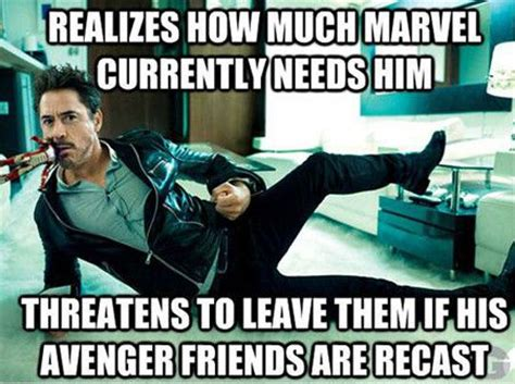Marvel Memes - funny memes realizes how much marvel currently needs
