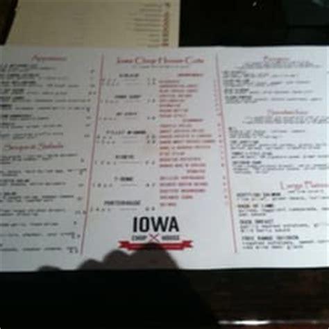 iowa chop house iowa city iowa chop house 41 photos steakhouses iowa city ia reviews menu yelp