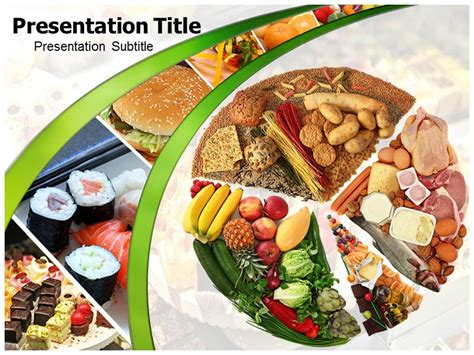 free food powerpoint template free powerpoint templates food enaction info
