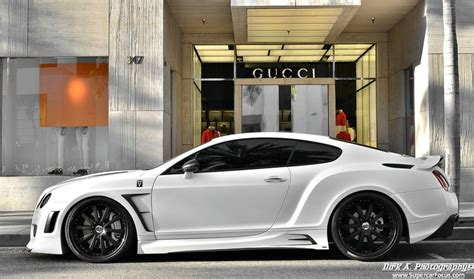 widebody bentley 4509 wide body bentley gt cars bikes pinterest