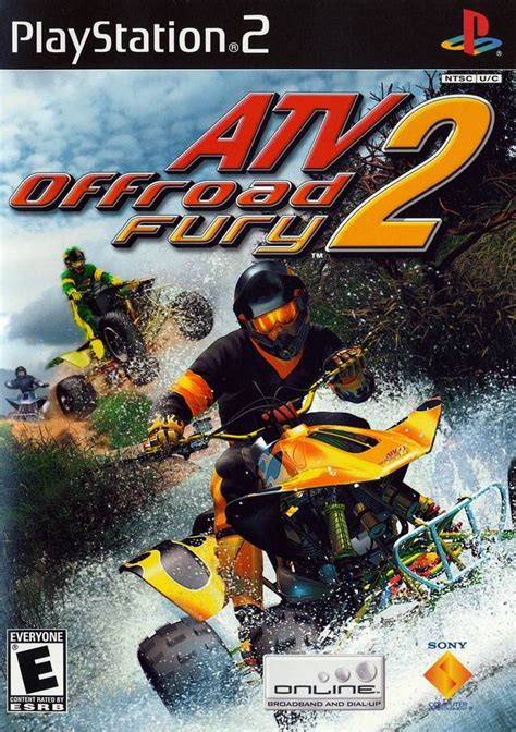emuparadise ps2 atv offroad fury 2 usa iso download