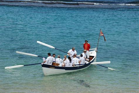colourful norfolk island  fleet celebrations