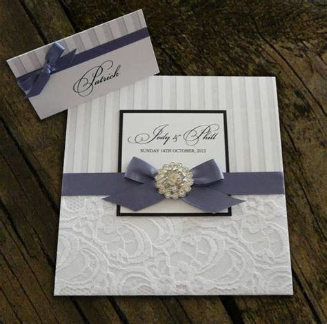 Wedding Invitations Handmade by Handmade Wedding Invitations Glamorous Handmade Wedding