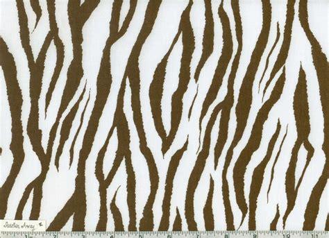Animal Print Quilting Fabric by Black Brown Purple Pink Zebra Animal Print Fabric Bty