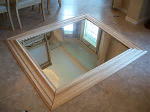 how to make a bathroom mirror frame bathroom mirrors framed