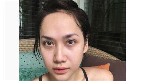 Make Up Citra Mengagetkan Deretan Foto Bunga Citra Lestari Tanpa Make