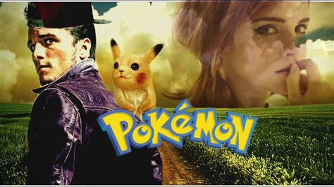 pokemon live action movie 2018 youtube