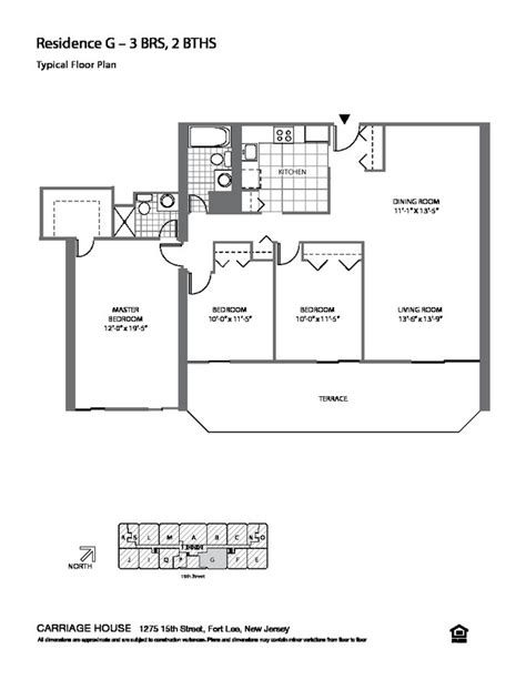 fort lee housing floor plans carriage house rentals fort lee nj apartments com