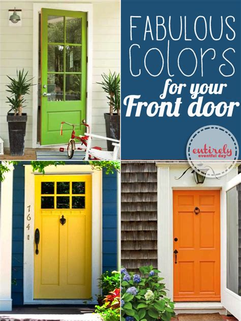 front door paint colors paint ideas for front doors house 2015 home design ideas