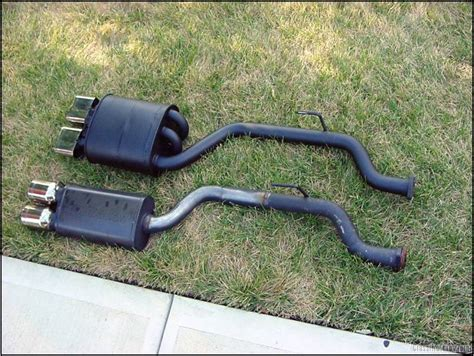 Chrysler Crossfire Exhaust by For Those That Gutted An Na Muffler Crossfireforum