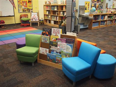 school library furniture library makeovers sunnyside unified school district