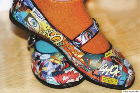 shoe book crafts for 2 ideas from s book of awesome projects by mike adamick