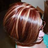 Dark Brown And Blonde Chunky Highlights | 500 x 500 jpeg 45kB