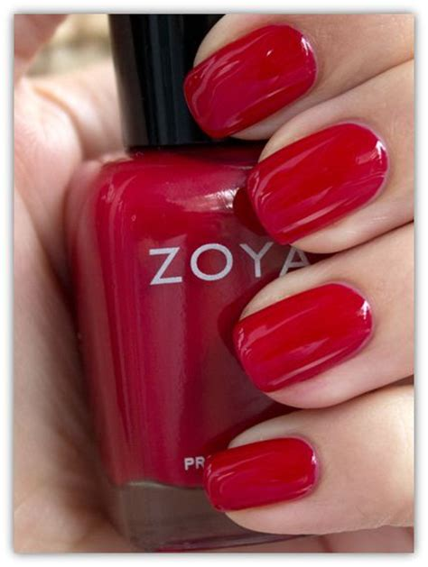 Toner Zoya the 25 best nail ideas on burgundy
