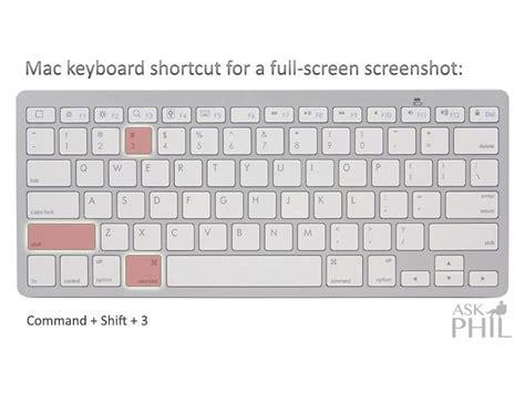 snapshot mac how to take a screenshot on a mac ask phil