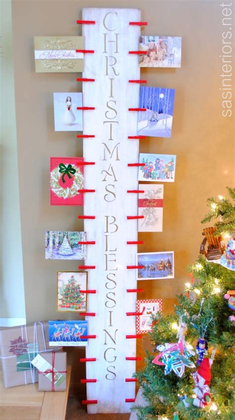 Decorations To Make At Home For Free by Card Holder A Lowes Creative Idea