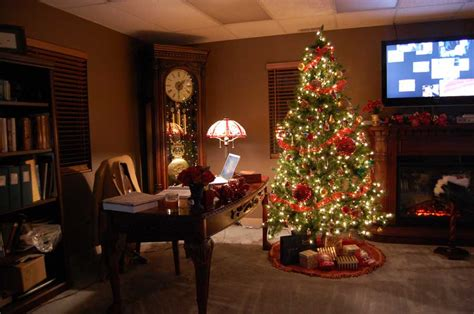 Best Christmas Home Decorations | modern house the best christmas decorations ideas for