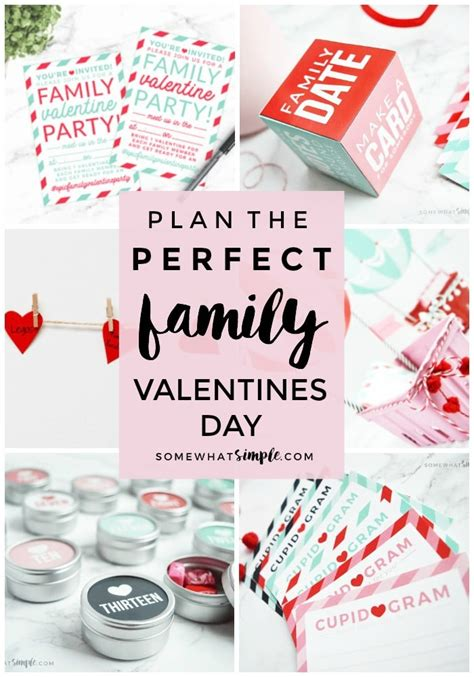 family valentines day ideas family valentines day ideas printables somewhat simple