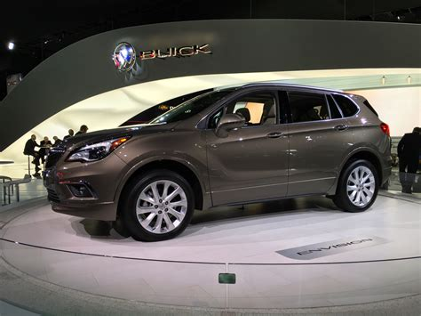 2016 detroit 2017 buick envision luxury compact crossover