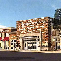 layout of yorktown mall jefferson valley mall renovation town of yorktown ny