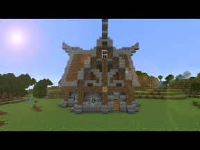 Blue Prints For Houses minecraft nordic house tutorial youtube