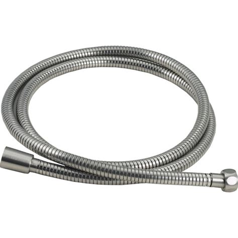Shower Hose Replacement by Peerless 5 Extendable Replacement Shower Hose Chrome