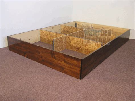 Waterbed Frame With Drawers by Southern Waterbeds And Futons Gt Gt Waterbed Drawers