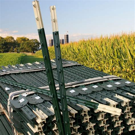 l posts for sale cheap galvanized used steel fence t post for sale factory