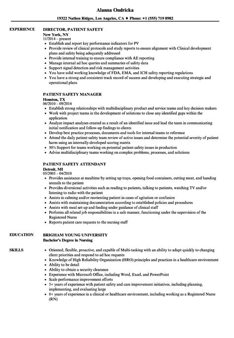 Patient Safety Officer Sle Resume by Patient Safety Officer Sle Resume Functional Administrative Assistant Sle Resume Templates