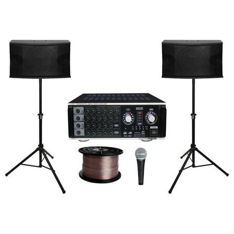 Sound System Dixon Paket Murah Jual Sound System Paket Indoor 1 Murah Primanada