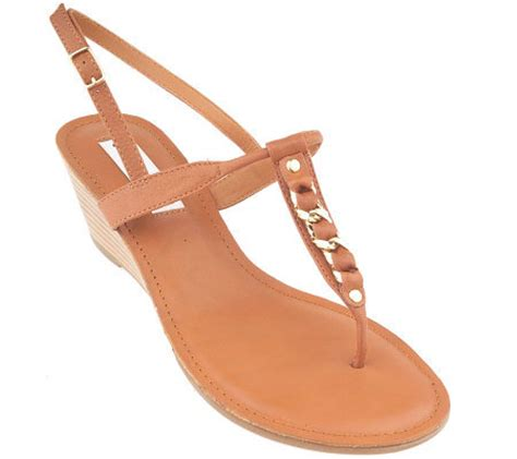 steve madden gold chain sandals steve madden leather wedge sandals with chain detail