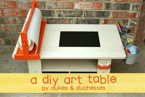 kids art desk diy a diy art table diy art coffee tables and coffee