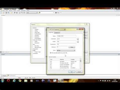 java tutorial using notepad java tutorial configuring the programmer s notepad youtube
