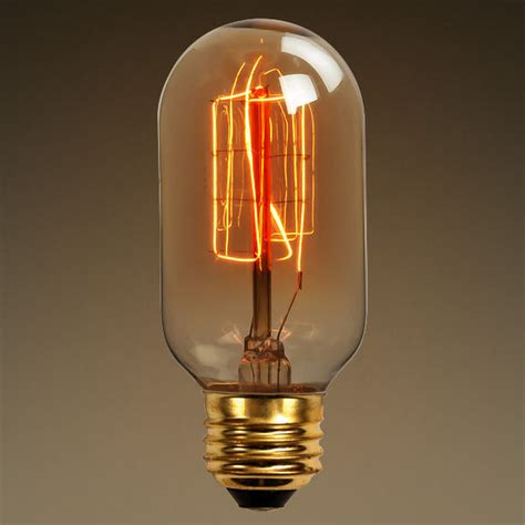 tub light bulb antique light bulb radio reproduction 30 watt
